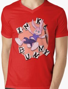 Inkbunny by LEOSAETA Mens V-Neck T-Shirt