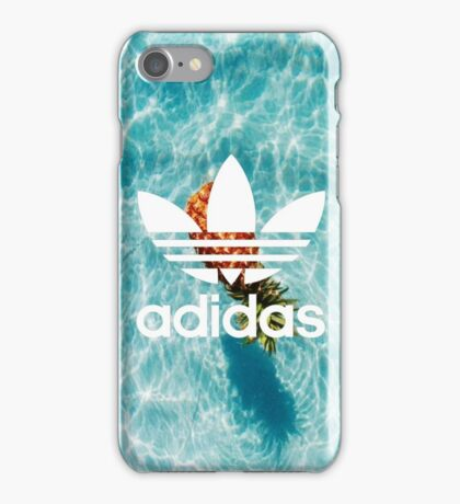 New Hot Rare Awesome Custom Design Pinapple Ocean Logo  iPhone Case/Skin