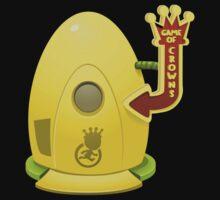 Glitch Groddle Land crown game teleporter by wetdryvac