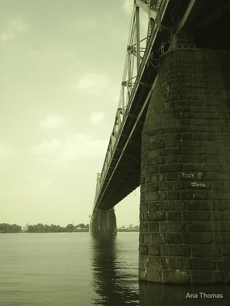 Kentucky bridge by Ana Thomas