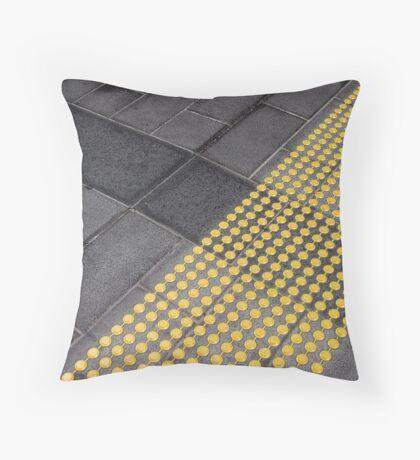 Pavement Throw Pillow