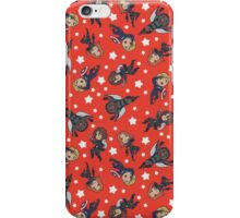 ragtag american dream team [red] iPhone Case/Skin