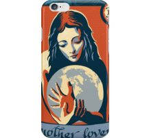 I Am A Mother Lover iPhone Case/Skin