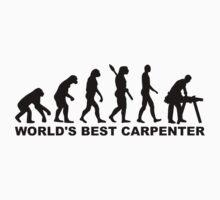 Evolution world's best Carpenter by Designzz