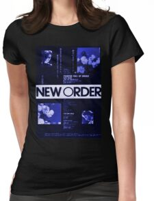 New Order  Womens Fitted T-Shirt