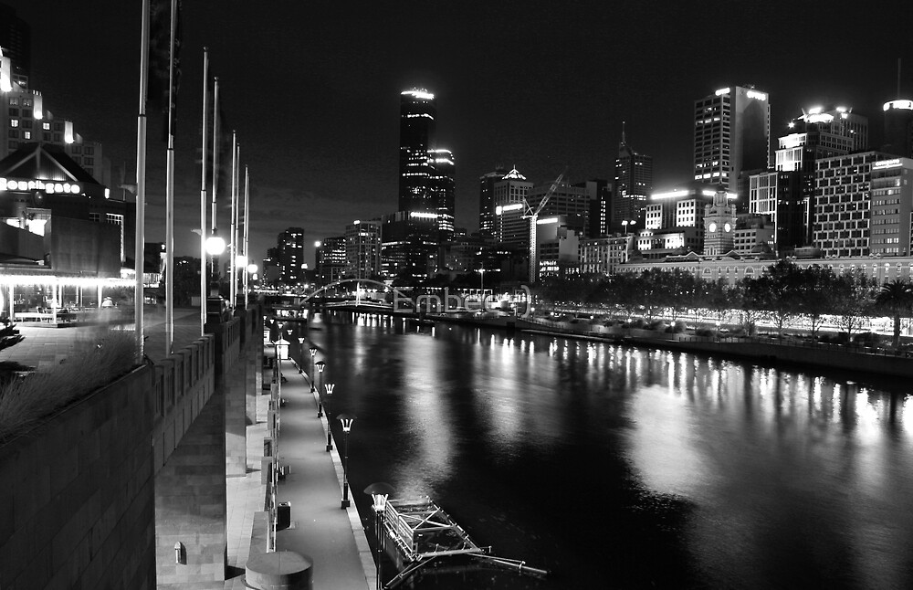 One night in Melbourne by momleeb
