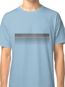 Glitch Groddle Land cubicle desk Classic T-Shirt