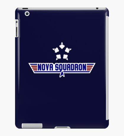 Nova Squadron iPad Case/Skin