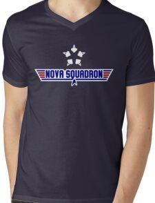 Nova Squadron Mens V-Neck T-Shirt