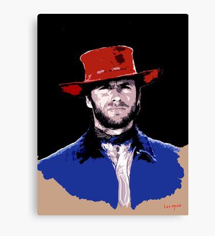 American Anti-Hero Canvas Print