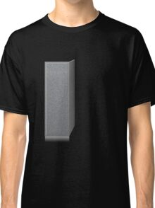 Glitch Groddle Land cubicle wall left Classic T-Shirt