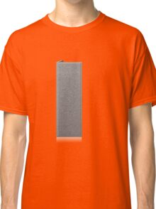 Glitch Groddle Land cubicle wall right Classic T-Shirt