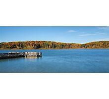 Cagles Mill Lake Photographic Print