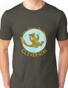 Clever Girl (Sharp Claws) Unisex T-Shirt