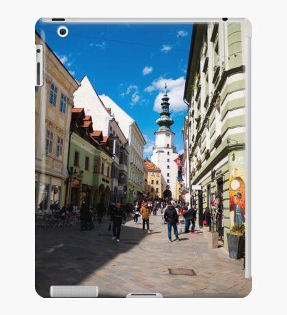 Michalska Street iPad Case/Skin