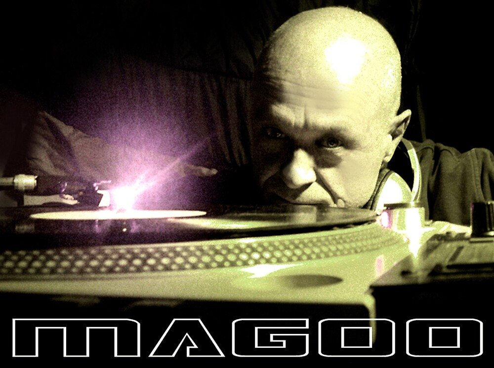 DJ MaGoo by Bonnie Aungle
