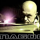 DJ MaGoo by Bonnie Aungle