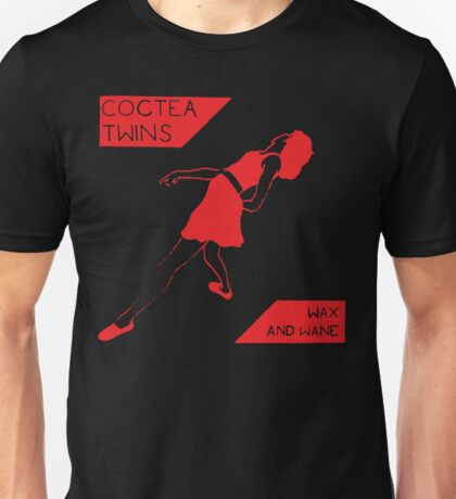 Cocteau Twins Wax and Wayne tee  Unisex T-Shirt