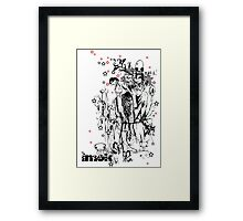 Life Drawing Framed Print