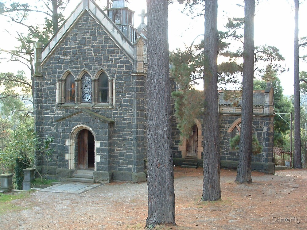 Chapel by Skitterfly