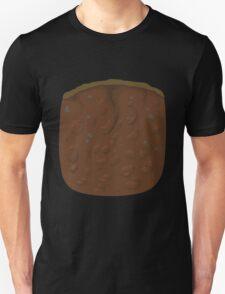 Glitch Groddle Land dirt crosssection short curve 3 T-Shirt