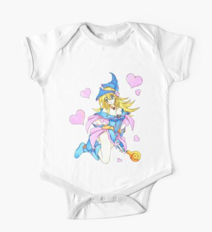 Dark Magician Girl Kawaii One Piece - Short Sleeve