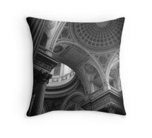 Pantheon Dome, Paris Throw Pillow