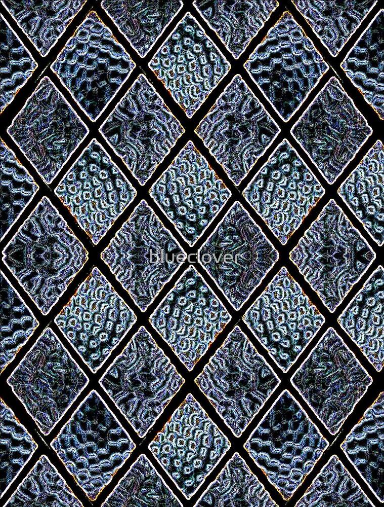 Diamond Window Panes by blueclover