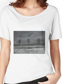 landscape  Women's Relaxed Fit T-Shirt