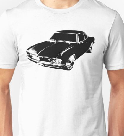 Corvair late model 1965-1969 coupe Unisex T-Shirt