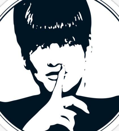Sssh Sticker