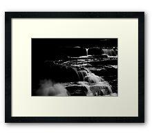 Vernooy Kill Falls 1 Framed Print