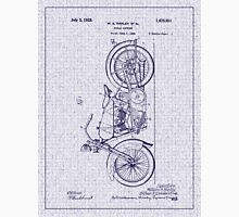 1928 Harley Cycle Support Patent Unisex T-Shirt
