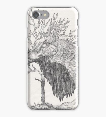 Lynx Fleece iPhone Case/Skin