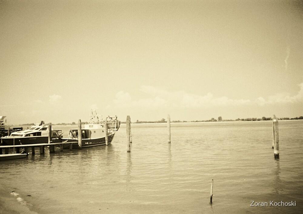 The sea by Zoran Kochoski