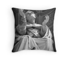 Il Duomo Throw Pillow