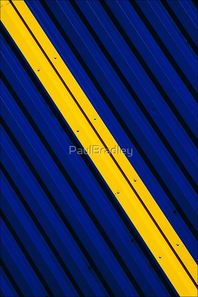 Abstract - Diagonal by PaulBradley