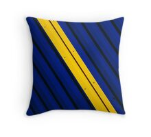Abstract - Diagonal Throw Pillow