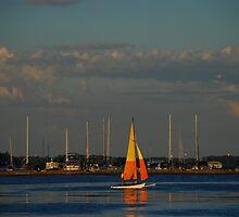 Sail Boat by taruni85