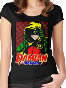 Damian Women's Fitted Scoop T-Shirt