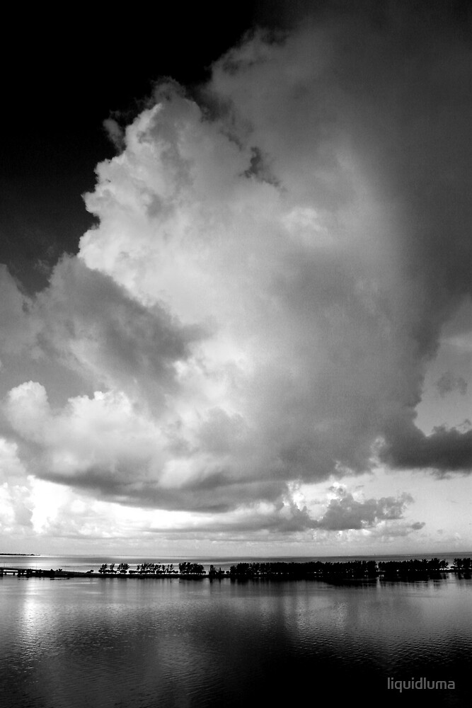 Biscayne Bay by liquidluma