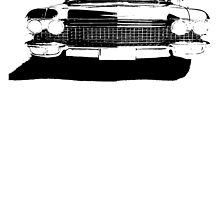 Cadillac Eldorado Biarritz 1960 by garts