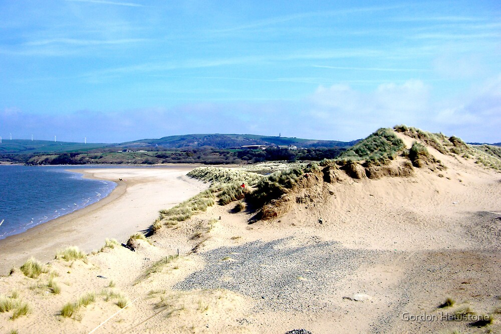 Duddon Sands (2) by Gordon Hewstone