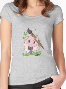 Inkbunny by TRICKSTA - Variation 1 Women's Fitted Scoop T-Shirt
