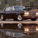 Black Ford ZB by John Jovic