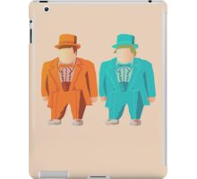 Harry & Lloyd iPad Case/Skin