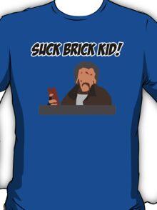 Brick Throwing Marv T-Shirt