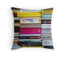 Fountain of Knowledge Throw Pillow