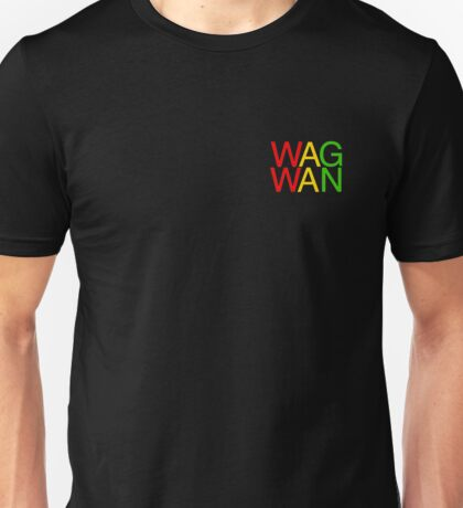 WAGWAN Unisex T-Shirt