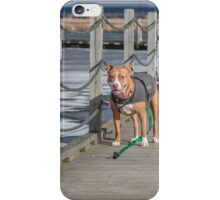 Shelby at the Boardwalk iPhone Case/Skin
